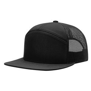 Richardson� 7 Panel Trucker Hat (Blank)
