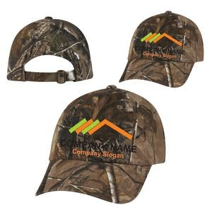 Realtree� And Mossy Oak� Hunter's Hideaway Camouflage Cap