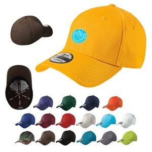 New Era� Structured Stretch Cotton Cap