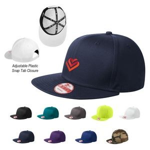 New Era� Flat Bill Snapback Cap